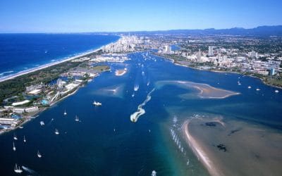 The Gold Coast Broadwater