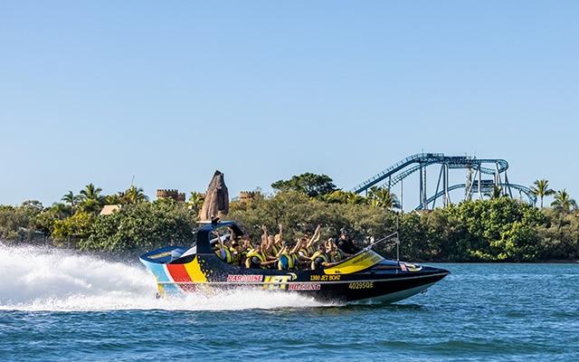 Paradise-Jet-Boating-Boat-Side-shot-Sea-World-Gold-Coast-