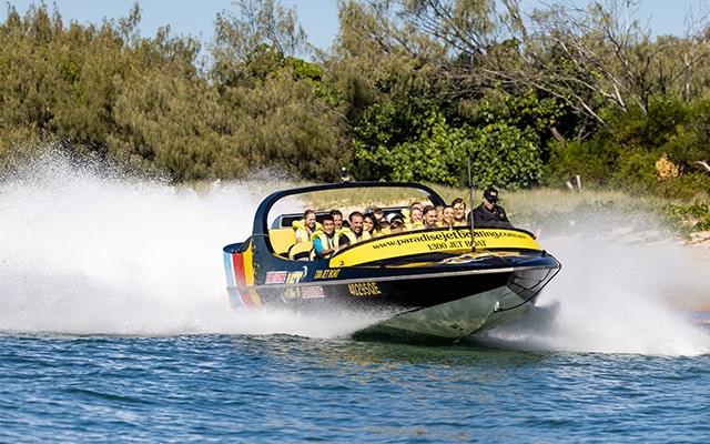 Paradise-Jet-Boating-Bow-Front-Nature-Shot